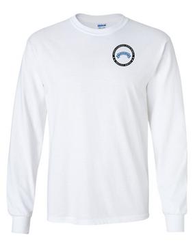 Joint Security Area -(JSA) Long-Sleeve Cotton T-Shirt Proud (P)