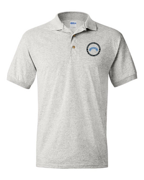 Joint Security Area (JSA) Embroidered Cotton Polo Shirt - Proud