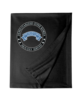 Joint Security Area (JSA) Embroidered Dryblend Stadium Blanket-Proud