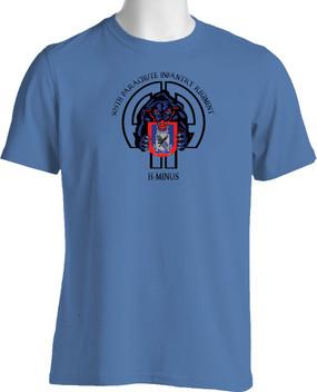 505th  Panthers Punisher Moisture Wick Shirt (OS)