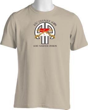 1st Squadron 17th Cavalry Regiment (Airborne)  Cotton Shirt (OS)