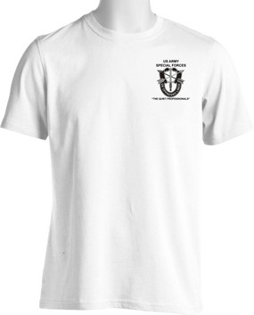 Special Forces Cotton T-Shirt (OS)