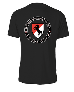 11th ACR Cotton T-Shirt (OS)