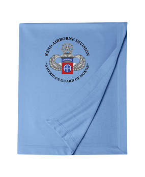 America's Guard of Honor Embroidered Dryblend Stadium Blanket (OS)