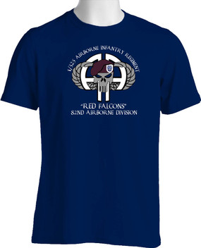 1/325th Red Falcons Cotton Shirt (OS)