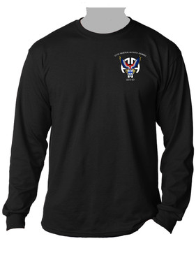 325th Airborne Infantry Regiment Long-Sleeve Cotton Shirt (OS)
