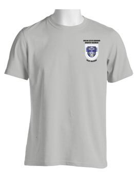 "3/325th Airborne Infantry Battalion ""Crest & Flash' Cotton Shirt (OS)"