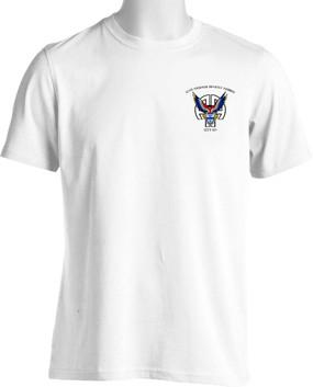 325th Airborne Infantry Regiment All American Short-Sleeve Moisture Wick Shirt