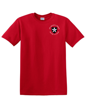 2nd Infantry Division Cotton T-Shirt (OS)