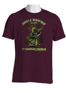 Jungle Master Cotton T-Shirt (OS)