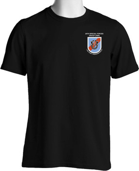 20th Special Forces Group Cotton Shirt (OS)