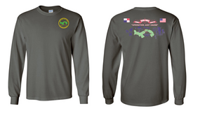 30th Anniversary Operation Just Cause Long Sleeve  Cotton Shirt