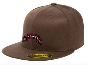 75th Ranger Regiment Embroidered Flexfit Baseball Cap