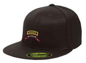 75th Ranger Regiment Tab Embroidered Flexfit Baseball Cap