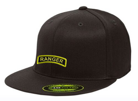 U.S. Army Ranger Embroidered Flexfit Baseball Cap