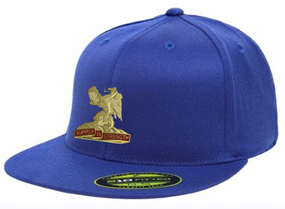 "407th ""Crest "" Embroidered Flexfit Baseball Cap"