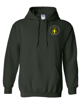 US Special Operations Command  Embroidered Hooded Sweatshirt-15554