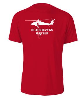 BLACKHAWKS MATTER Cotton Shirt