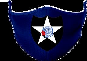 2nd Infantry Division Mask
