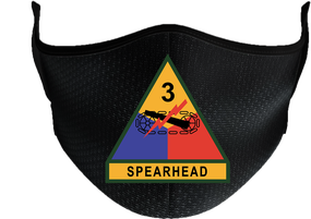 3rd Armored Division Mask