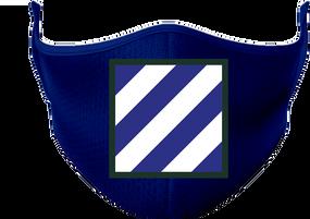 3rd Infantry Division Mask