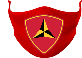 3rd Marine Division Mask