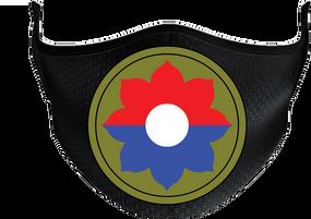 9th Infantry Division Mask