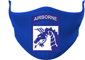 18th Airborne Corps Mask