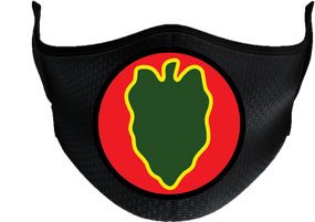 24th Infantry Division Mask