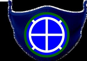 35th Infantry Division Mask