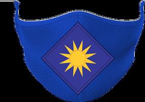 40th Infantry Division Mask