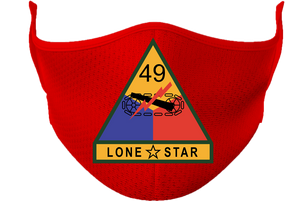 49th Armored Division Mask