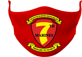 7th Marine Regiment Mask