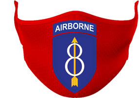 8th Infantry Division (Airborne)  Mask