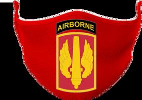 18th Field Artillery Brigade (Airborne)  Mask