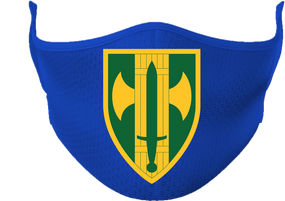 18th Military Police Brigade Mask