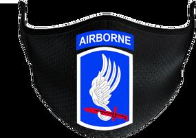173rd Airborne  Brigade Mask
