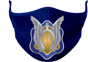 1/17th Cavalry Regiment (Airborne) Crest Mask