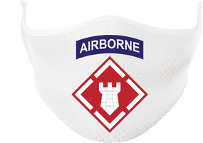 20th Engineer Brigade (Airborne) Mask