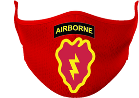25th Infantry Division (Airborne) Mask