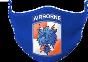 35th Signal Brigade (Airborne) Mask