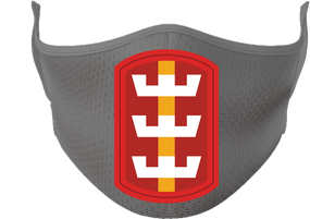 130th Engineer Brigade Mask