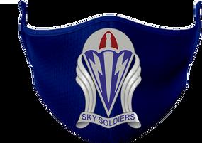 173rd Airborne Brigade-Crest Mask