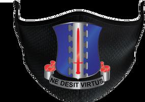 187th Regimental Combat Team-Crest Mask