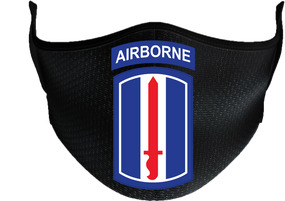 193rd Infantry Brigade (Airborne) Mask