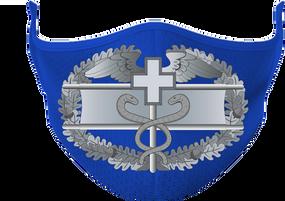 "US Army Combat Medical Badge ""CMB"" Mask"