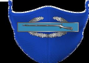 "US Army Combat Infantryman's Badge ""CIB"" Mask"