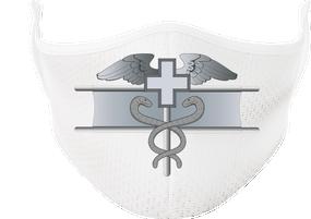 "US Army Expert Field Medical Badge ""EFMB"" Mask"