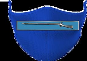 "US Army Expert Infantryman's Badge ""EIB"" Mask"