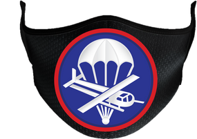 US Army Glider Patch Mask